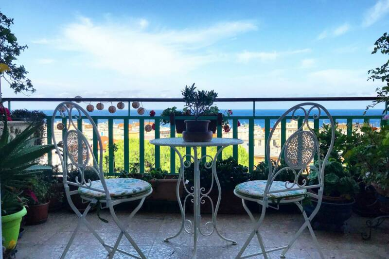 Alassio bed and breakfast